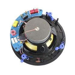 "8"" 2-Way Classic Frameless Kevlar® Ceiling Speaker"