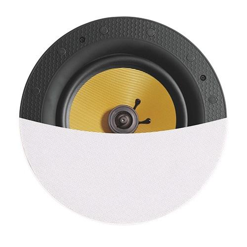 """8"""" 2-Way Classic Frameless Woven Glass Fiber Ceiling Speaker"""