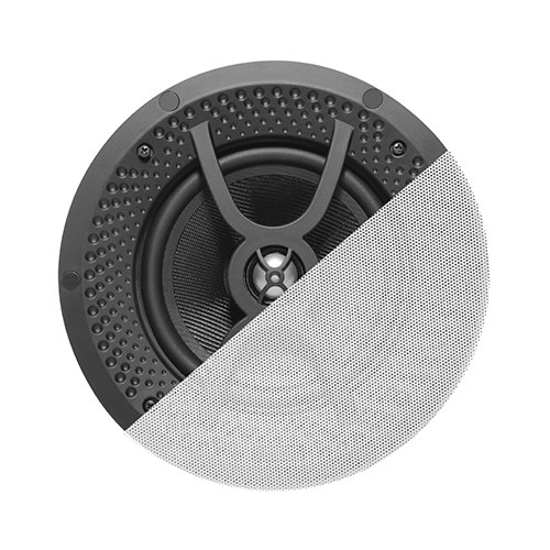 "6.5"" Premium Technology Woven Glass Fiber Ceiling Speaker"