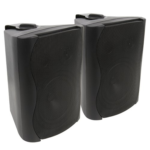 High Performance 2-Way On-Wall Speaker with Swivel Bracket