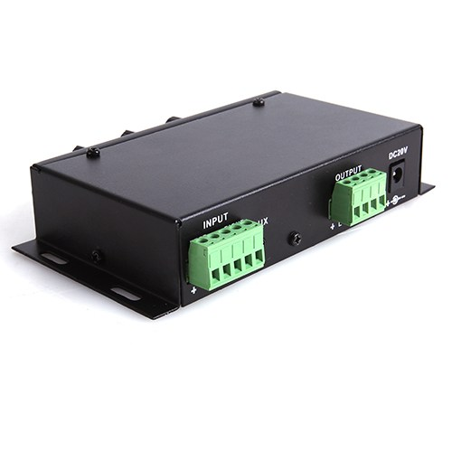 2 x 25W 2-Channel Compact Class D Stereo Power Amplifier