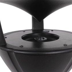 "5-1/4"" Bluetooth Outdoor Weather-Resistant Omni-Directional In-Ground Speaker"