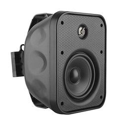 2-Way Indoor and Outdoor Wall Speaker
