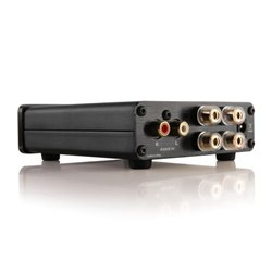 2 x 15W Class D Stereo Amplifier with Headphone Amp