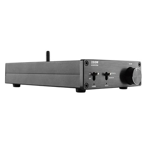 2 x 120W Bluetooth Class D aptX Stereo Amplifier