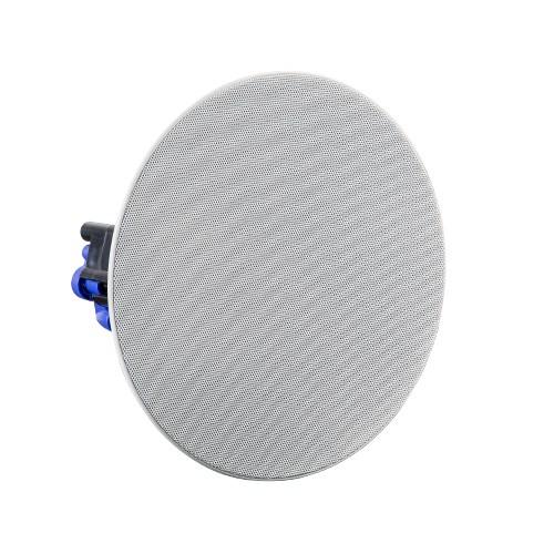 """6.5"""" Economy Frameless Ceiling Speaker with 70/100V Knob-Style Transformer"""