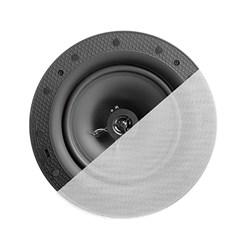"""8"""" Economy Frameless Ceiling Speaker with Knob-Style Transformer"""