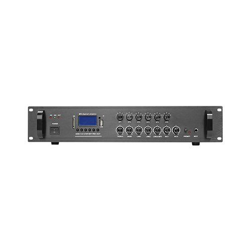 180 Watt Bluetooth Multi-Input Mixing Amplifier
