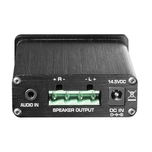 2 x 15W Mini Class D Stereo Amplifier