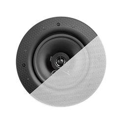 """5.25"""" Economy Frameless Ceiling Speaker with Transformer"""