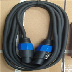 15M Professional Speakon to Speakon Speaker Cable