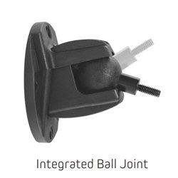 4'' Multi-Purpose Fixed or Pendant Speaker