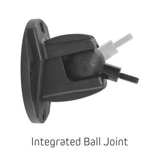 6.5'' Multi-Purpose Fixed or Pendant Speaker