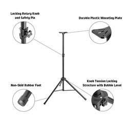 Lightweight PA Speaker Tripod Stand
