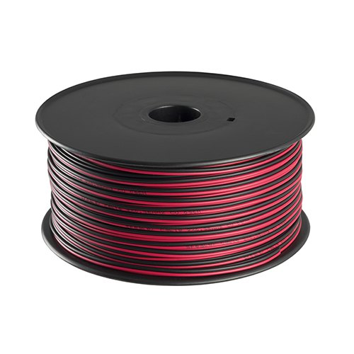 16AWG Gauge 2-Conductor Speaker Wire (100M/328 Feet)