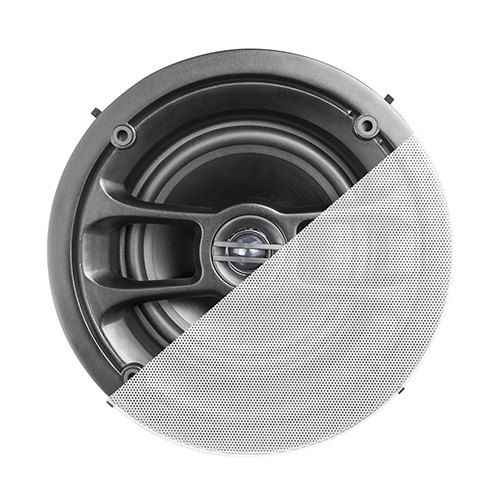 Architectural Ceiling Speaker with Revolutionary Quick Install