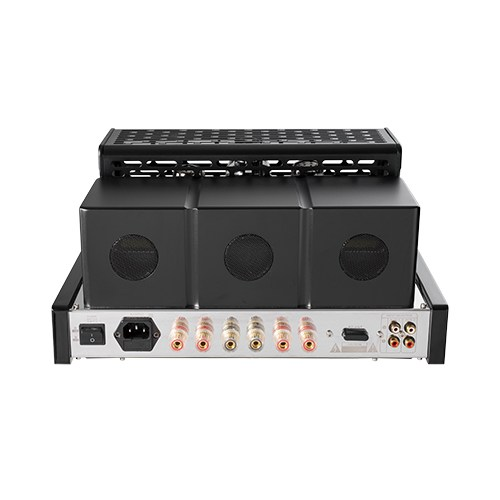 2 x 5W/2 x 4.5W Class AB Advanced Bluetooth Tube Amplifier