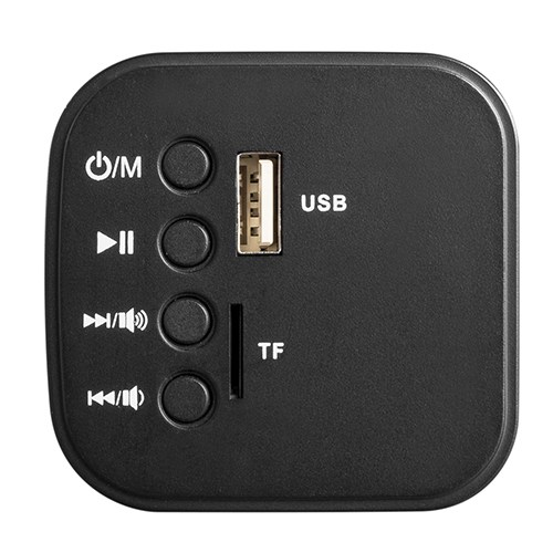 2.0 Channel Detachable Soundbar with Bluetooth