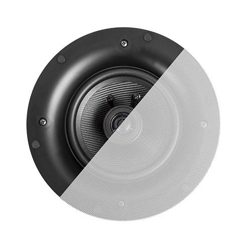 """5.25"""" Pivoting Tweeter Affordable Ceiling Speaker"""
