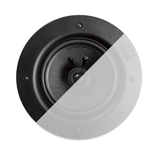 "6.5"" Pivoting Tweeter Affordable Ceiling Speaker"