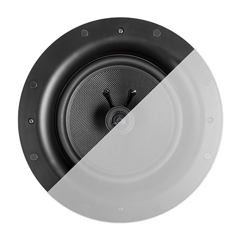 "8"" Pivoting Tweeter Affordable Ceiling Speaker"