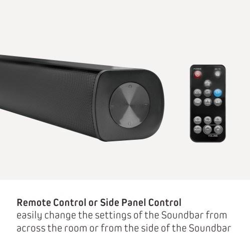2.0 Channel Bluetooth Soundbar