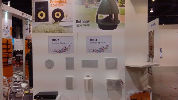 2014 Lumiaudio Successful CES Show