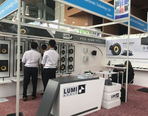 Hong Kong Electronics Fair 2018 (Spring Edition)