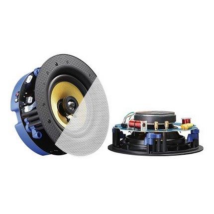 6.5'' 2-Way Kevlar-Type Bluetooth Ceiling Speaker Pair Set